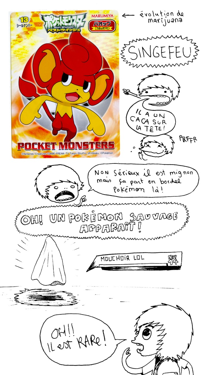 Les Pokémon de la 5G c'est n'importe quoi…