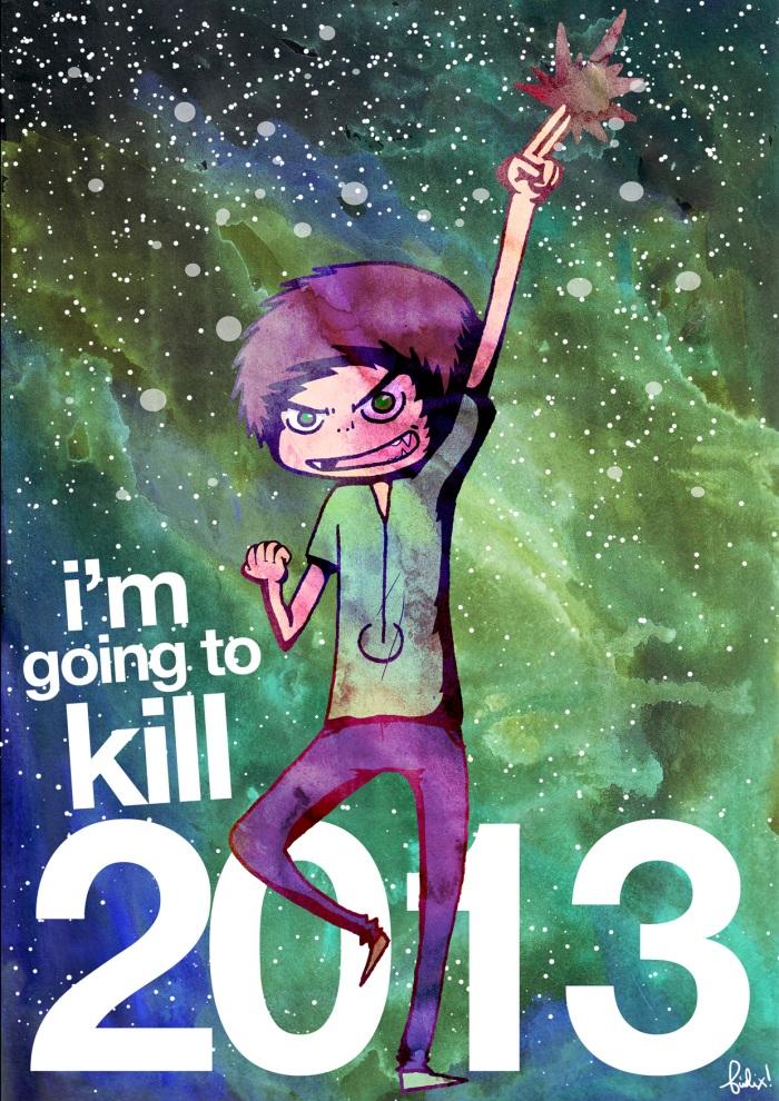 Bienvenue en 2013!