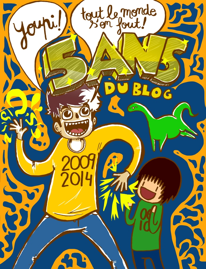 Le blog a 5 ans!